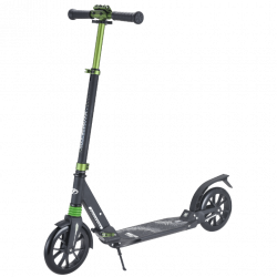 Самокат TechTeam City scooter (2021) black