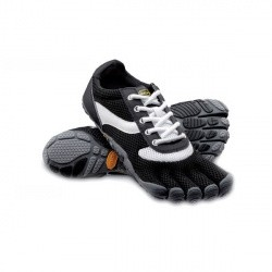 Мокасины Fivefingers Speed W (черн/бел/черн)
