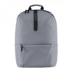 Рюкзак Xiaomi 90 Point College Leisure Backpack Grey 410х285х165мм grey 00-00005068